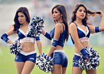 FOTOGALERÍA: Las chicas calientes de la jornada tres en la Liga MX