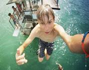 Los 10 selfies más extremos jamás tomados