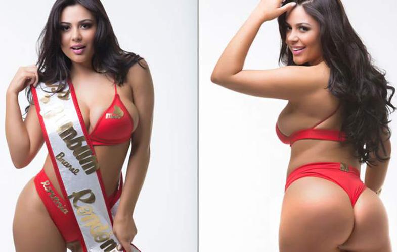 Las 27 sexy candidatas del concurso Miss BumBum Brasil 2014 2