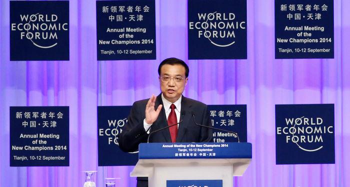 Inaugurado Foro de Davos de Verano en China