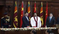 Presidentes de China y Sri Lanka acuerdan profundizar asociación estratégica