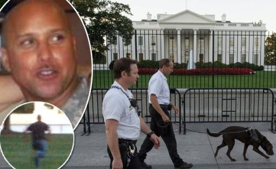 Hombre que irrumpió en la Casa Blanca guardaba 800 balas en su auto