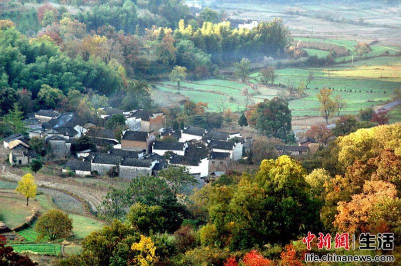Los 10 mejores paisajes oto ales de china - Imagenes paisajes otonales ...