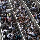 Beijing modificará pasajes fijos del metro