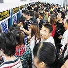 Más de 630 millones de chinos estarán en marcha durante la semana dorada