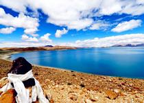 Lhanag-tso, el lago más misterioso en Tíbet