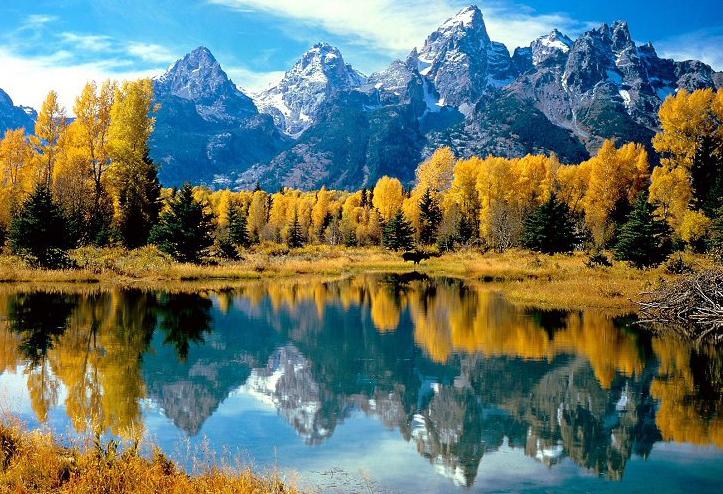 Los pros de viajar en otoño