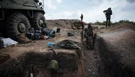 Descubren fosas con 400 cuerpos en Ucrania
