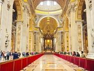La iglesia espectacular de Vaticano
