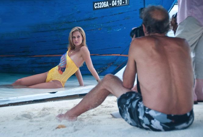 Bar Refaeli, la modelo con el mejor cuerpo del mundo