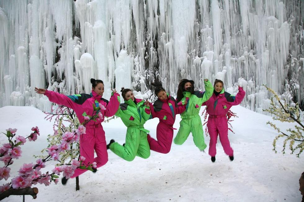 Yanqing de Beijing espera las olimpiadas invernales 2022