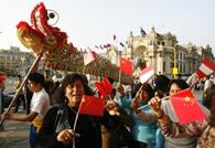 China apunta a convertirse en primer socio comercial de Perú, dice funcionario