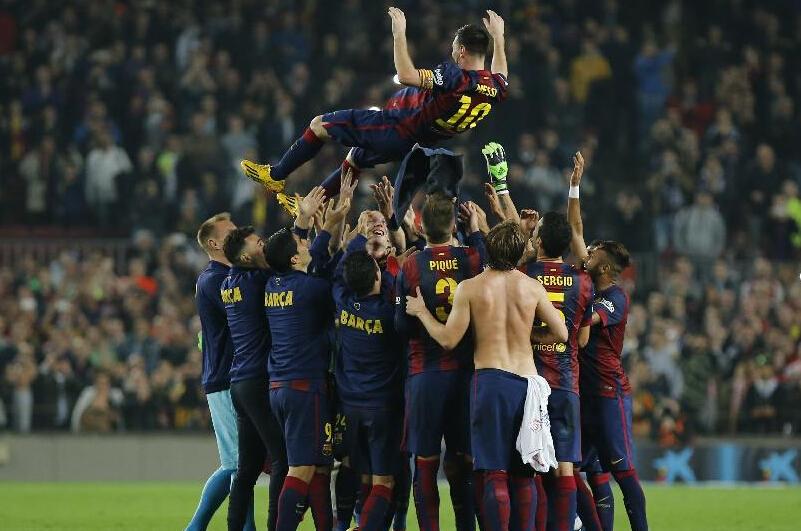 Messi bate récord como máximo goleador