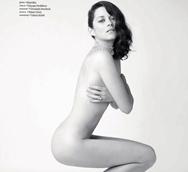 Marion Cotillard posa desnuda para SNC