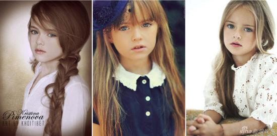Kristina Pimenova, la top model más pequeña del mundo