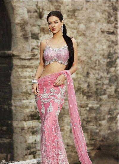 Neha Dalvi, la mujer más hermosa de India