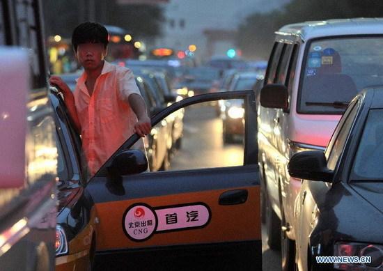 10 malas conductas de los conductores chinos