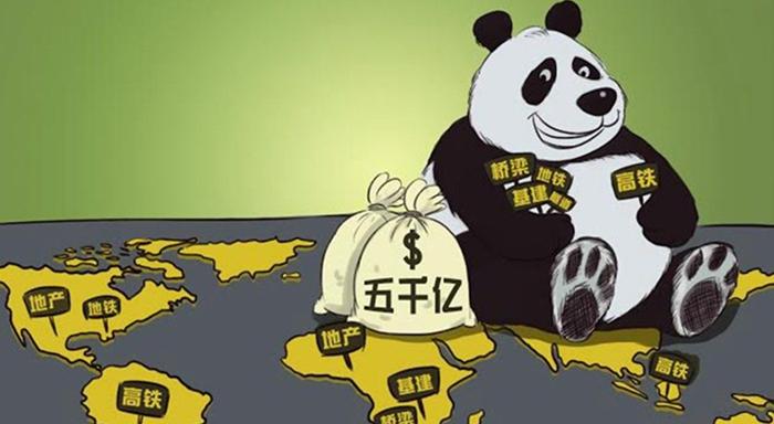China se convierte en exportador de capital