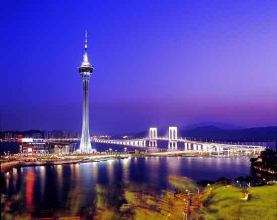 El turismo ofrece prosperidad a Macao