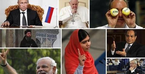 Los personajes que han dado la vuelta al mundo en 2014