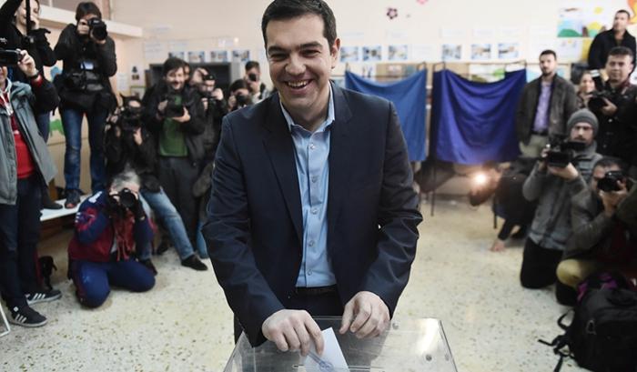PM griego admite derrota ante Syriza luego de primeros resultados electorales