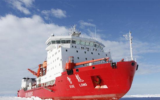 China celebra 30 años de expediciones antárticas