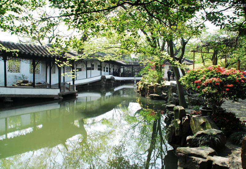 Enciclopedia de la cultura china jardines cl sicos de for Jardin de china