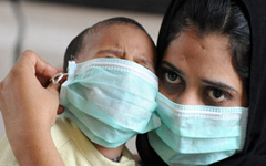Crece a 965 cifra de muertes por H1N1 en India