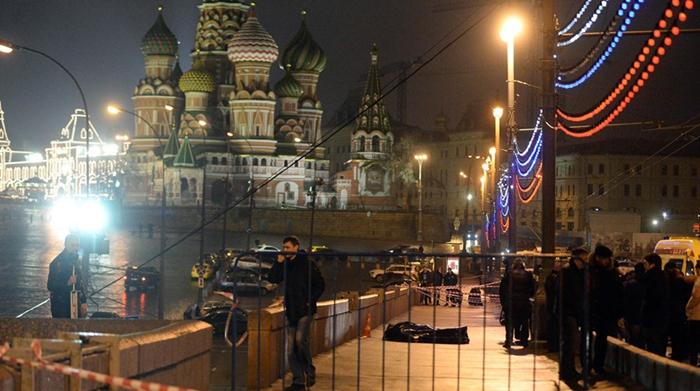 Asesinado en Moscú el opositor ruso Boris Nemtsov
