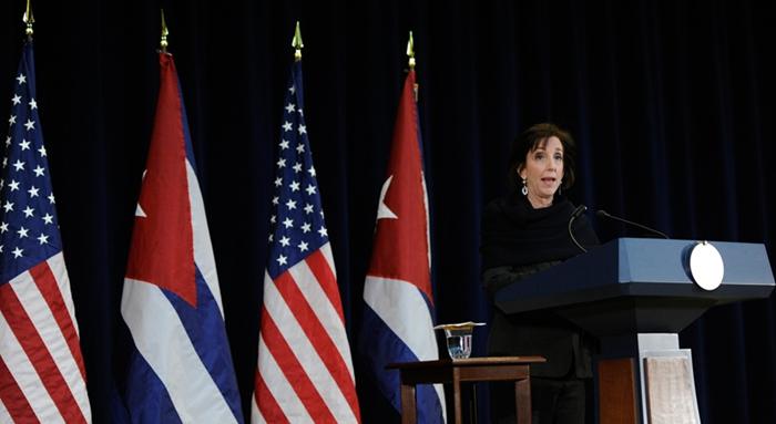 EEUU asegura a Cuba que la sacará de su lista de países que apoyan el terrorismo