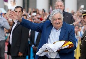 José Mujica abandona la presidencia de Uruguay
