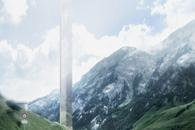 Quieren construir el rascacielos más alto de Europa en un valle suizo