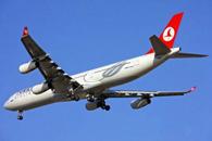 Desviado a Casablanca un avión de Turkish Airlines por una amenaza de bomba