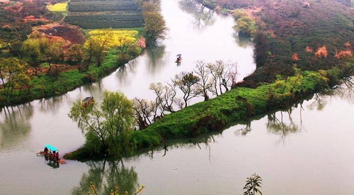 Wuyuan: el más hermoso condado de China