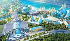 Comienza construcción del Parque Oceánico Polar Haichang en Shanghái