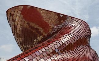 El componente chino en la Expo Milán