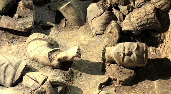 Tecnología digital asistirá en las excavaciones de guerreros de terracota