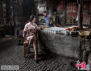 Buscando el sabor de la vida en las antiguas casas del té en Chengdu