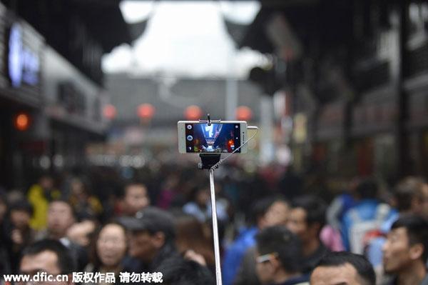 Reglas de etiqueta para selfies1