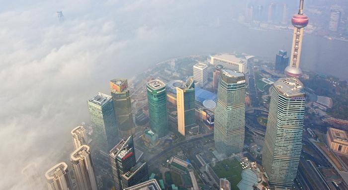 Las 10 ciudades más contaminadas de China