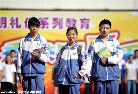 ¿Son necesarios los uniformes escolares?5
