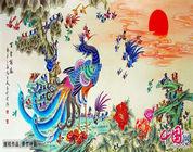 Pintura de fénix de Fengyang