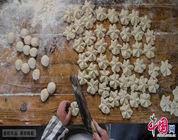 Jingjiangqi, pastel típico de Zhenjiang