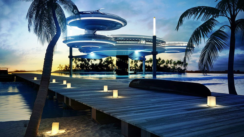 Top 10 mejores hoteles bajo el agua del mundo spanish for Hoteles mas lujosos del mundo bajo el mar