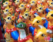 """Enciclopedia de la cultura china: Nigugu, """"fósil vivo"""" amasado con arcilla"""