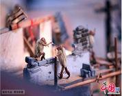 Enciclopedia de la cultura china: El mono peludo