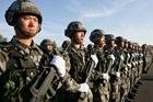 Fuerzas Terrestres del Ejército Popular de Liberación