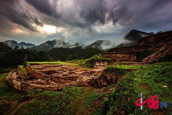 Descubren Laosicheng, patrimonio cultural de la humanidad 1