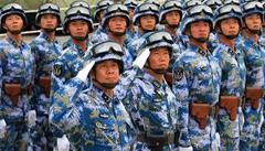 Desfile militar de China muestra el poder de la paz