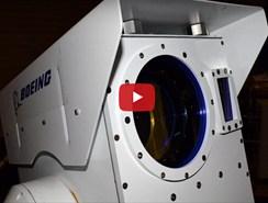Boeing crea un láser para derribar drones